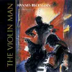 "CD - Hannes Beckmann ""THE VIOLIN MAN"""